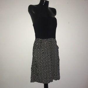 Xhilaration Strapless Dress With Pockets
